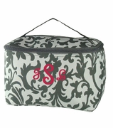 Damask Cosmetic Case