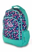 Embroidered Girls Backpack | Personalized