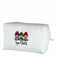 Embroidered Make-up Bags
