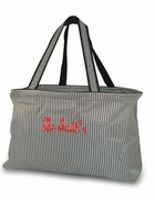 Embroidered Market Tote | Personalized