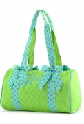 Embroidered Tote for Kids
