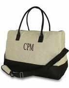 Fashion Travel Bag | Monogram | Personalized