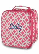 Girls Personalized Lunch Bags