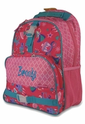 Girls Princess Backpack | Monogram