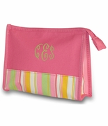 Ladies Monogrammed Cosmetic