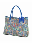 Large Paisley Tote
