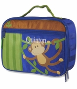 Monkey Lunch Box for Toddler | Personalized