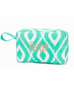 Monogram Accessory Bag - Ikat