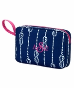 Monogram Beach Accessory Pouch | Sailing Rope