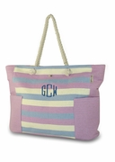 Monogram Big Beach Bag