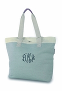 Monogram Cute Beach Bag