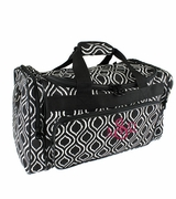Monogram Ikat Duffel Bag