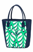 Monogram Lunch Tote Bag
