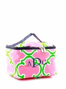 Monogram Make-Up Bag - Quatrefoil