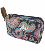 Monogram Paisley Accessory Bag