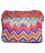 Monogrammed Chevron Ipad Laptop Case