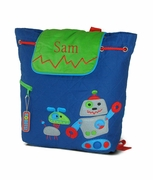 Monogrammed Kids Backpack