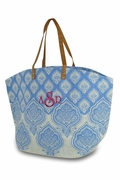 Monogrammed Travel Tote
