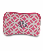 Monogrammed Woman's Accessory Bag