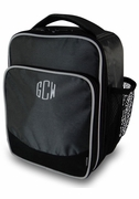 Monogrammed Work Lunch Bag