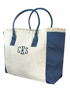 Mother of Groom - Bridal Totes | Embroidered