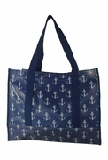 Nautical Carry All Tote