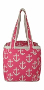 Nautical Cooler Tote