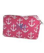 Nautical Pattern Accessory Bag