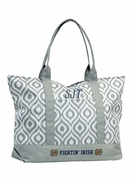 Notre Dame University Tote Bag | Monogram