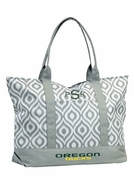 Oregon University Tote Bag | Monogram | Personalized