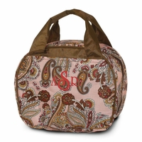 Paisley Lunch Tote Bag