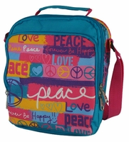 Peace Lunch Tote
