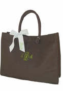 Personalized Bride Tote