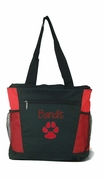 Personalized Dog Tote