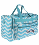 Personalized Girls Duffle