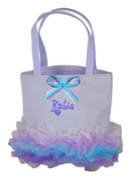 Personalized Mini Tote For Girls