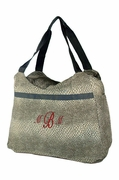 Personalized Nylon Travel Tote