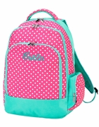 Personalized Polka Dot Backpack