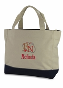 Personalized Registered Nurse Tote Bag
