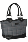Plaid Lunch Bag