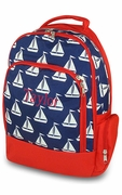 Sailboat Backpack | Personalized