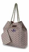Summer Carry All Tote Bag - Anchors