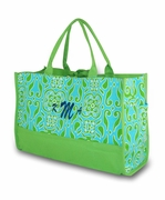 Summer Tote Bag | Monogrammed
