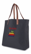 Teacher Tote Bag | Monogram | Personalized