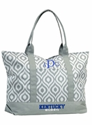 University of Kentucky Tote Bag | Monogram Personalized