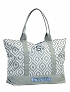 University of North Carolina Ikat Tote Bag