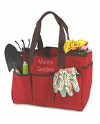 Utility Tote Bag   Six Pocket   Personalized