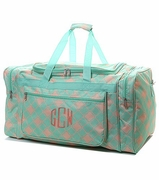 Weekend Travel Bag | Monogram | Personalized