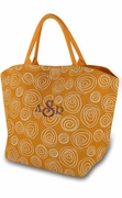 Women's Trendy Jute Tote Bags | Personalized Monogrammed