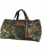 Woodlands-Camo Duffle Bag